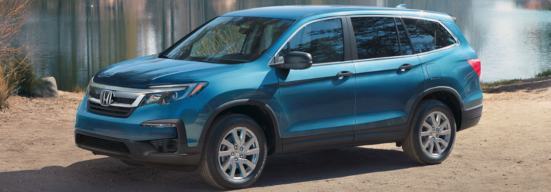How spacious is the 2020 Honda Pilot?