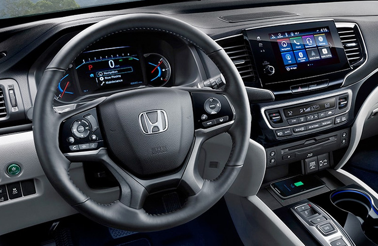 2020 Honda Pilot Convenience Features And Sound System