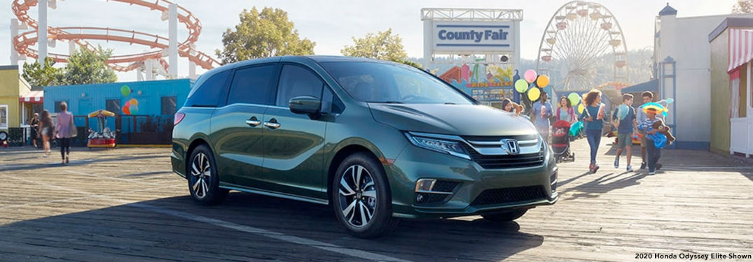 How safe is the 2020 Honda Odyssey?