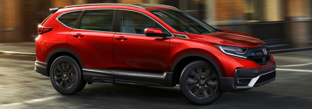 How efficient is the 2020 Honda CR-V?