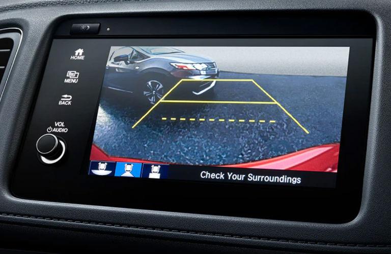 2020 Honda HR-V rear view camera