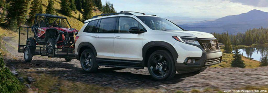 2020 Honda Passport Performance Specs And Gas Mileage
