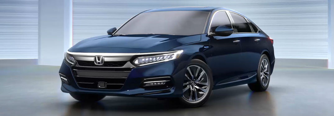 How efficient is the Honda Accord Hybrid?