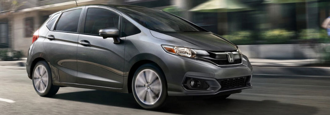 What colors does the Honda Fit have?