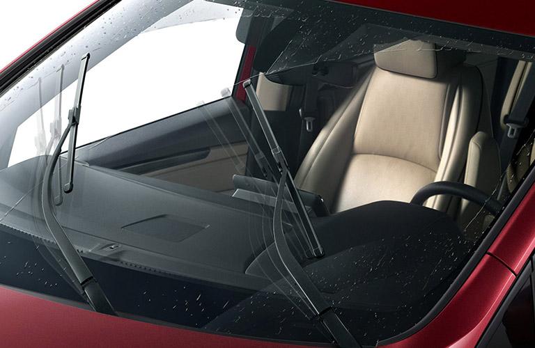 2021 Honda Odyssey front seat