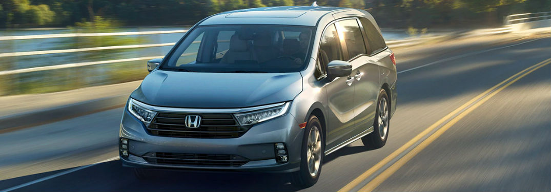 How comfortable is the Honda Odyssey?