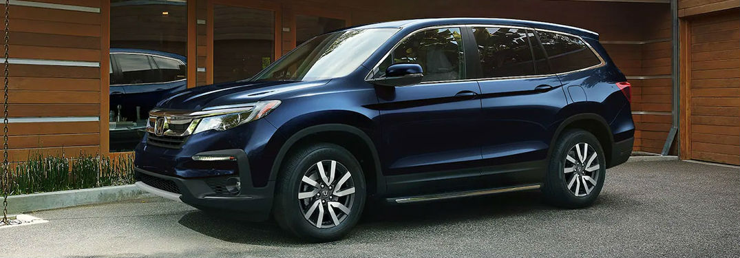 What's inside the Honda Pilot?