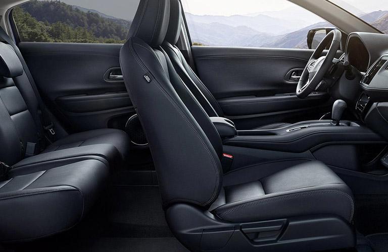 2021 Honda HR-V seating