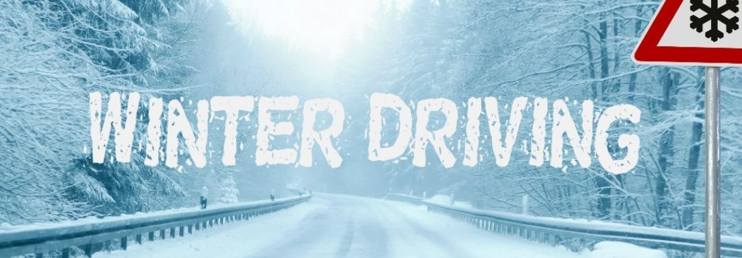 Safe driving tips for colder weather