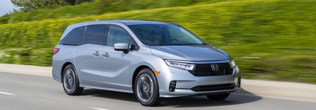 New Updates and Features for the 2022 Honda Odyssey at Rossi Honda