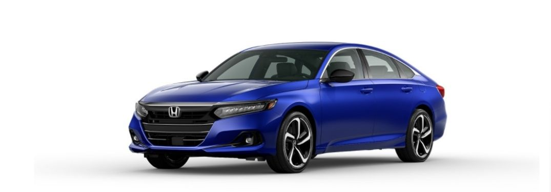 Honda Accord Lineup Adds Sport Special Edition Trim Level at Rossi Honda