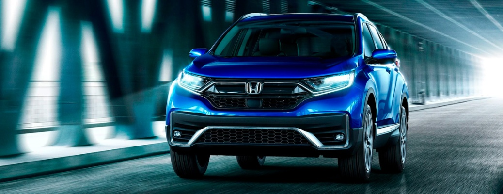 Estimated fuel economy of the 2021 Honda CR-V