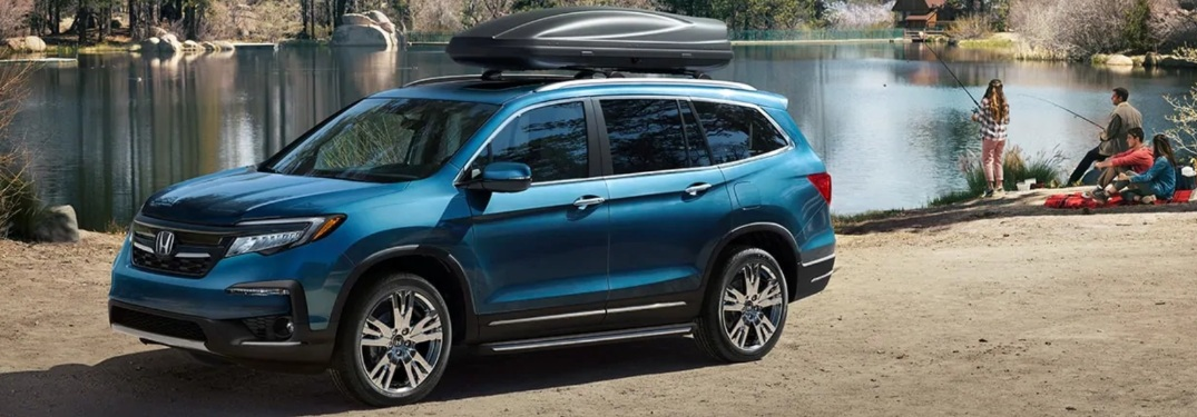 How safe is the 2021 Honda Pilot?