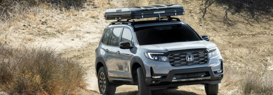 What Do You Know About the 2022 Honda Passport TrailSport?