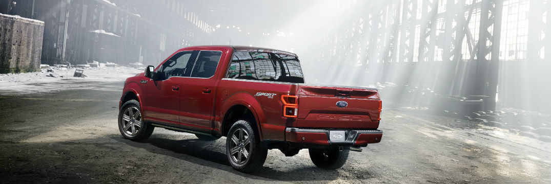 release date for the 2018 Ford F-150