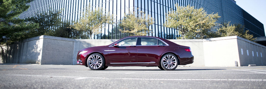 2017 Lincoln Continental for sale near Savannah, GA