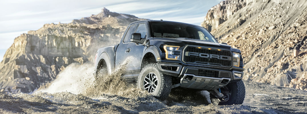 What is different about the 2017 Ford Raptor