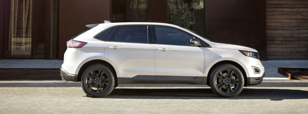 2018 Ford SEL Appearance Package information