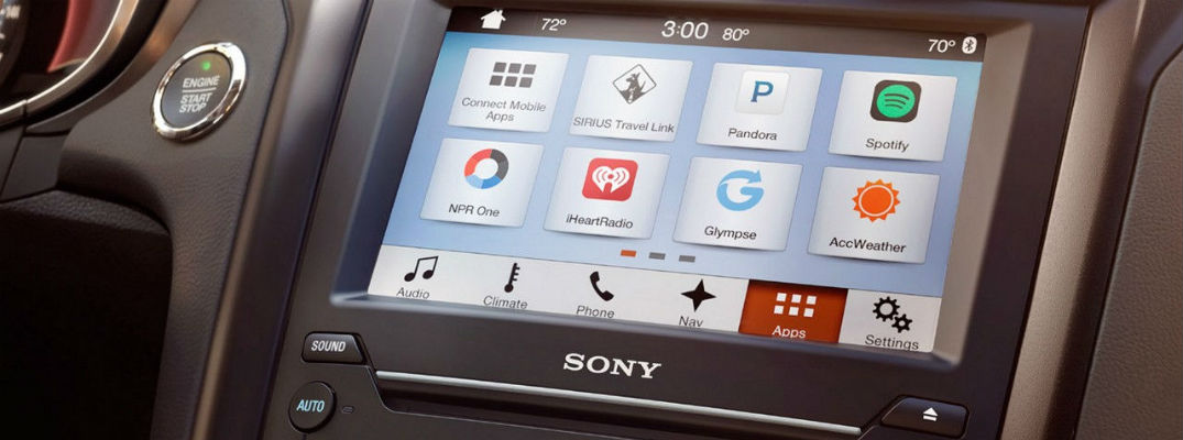 Connecting smartphones to Ford Sync 3 technology