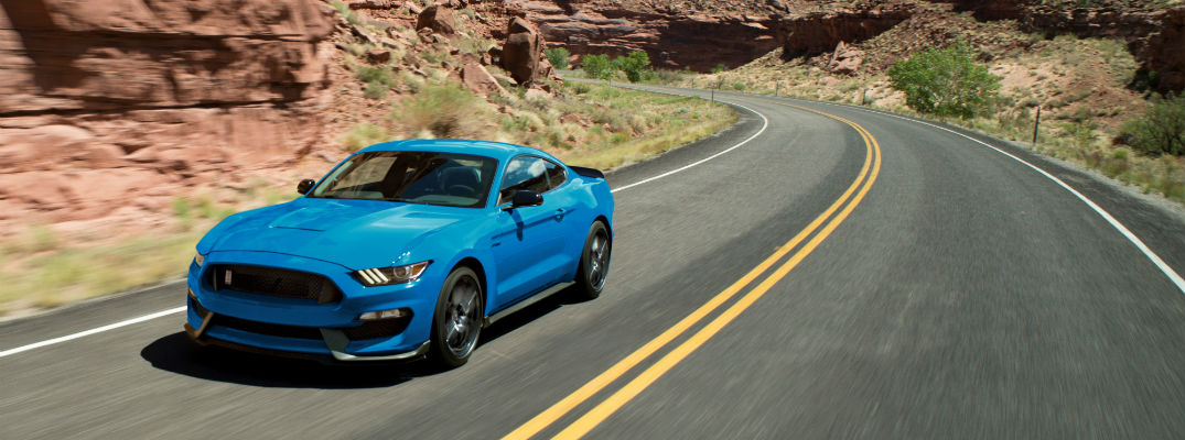 Shelby GT350 and GT350R coming back for 2018