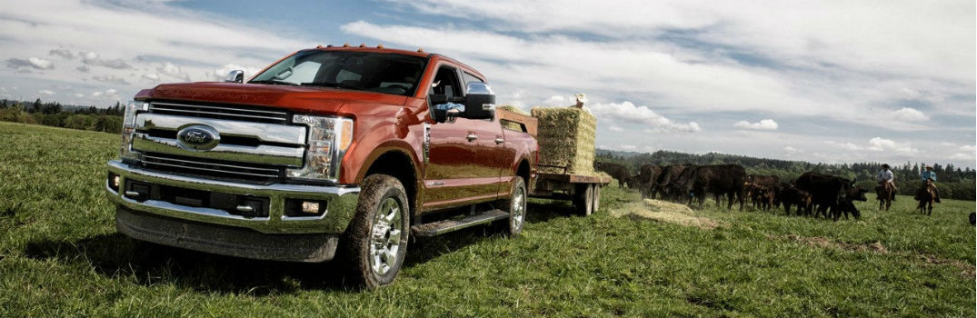 2017 Ford Super Duty F-250 Specs and performance