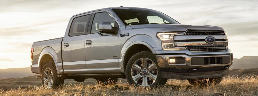 2018 Ford F-150 - What are the 2018 Ford F-150 Engine Options and specs?