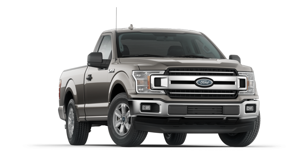 2018 Ford F-150 Stone Gray 1_o - O. C. Welch Ford Lincoln