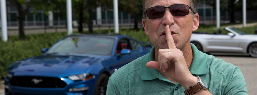 Steve being whisper quiet - What is the 2018 Ford Mustang GT Good Neighbor Mode?