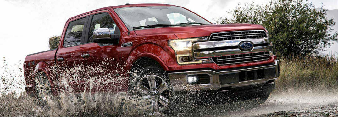 2018 Ford F-150 Fuel Economy Ratings