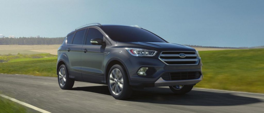 2018 Ford Escape Magnetic