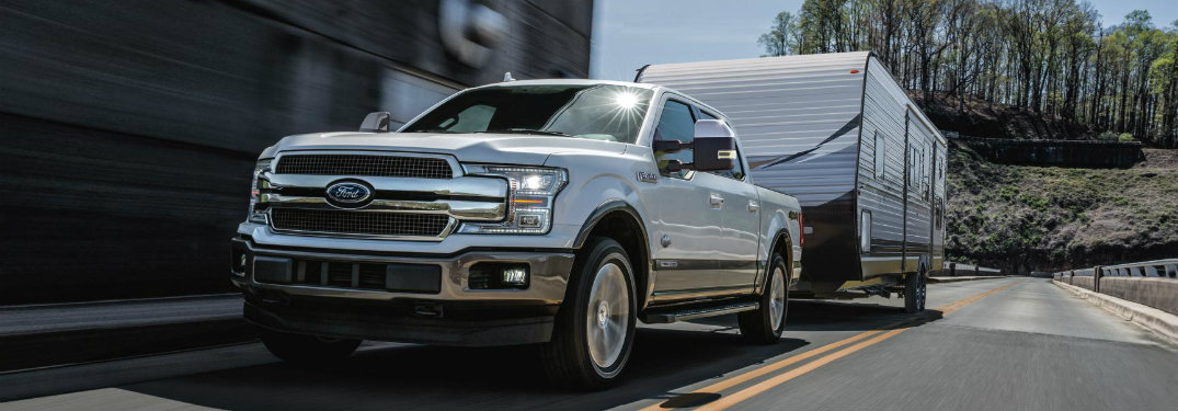 New F-150 Diesel Delivers Class-Leading Performance