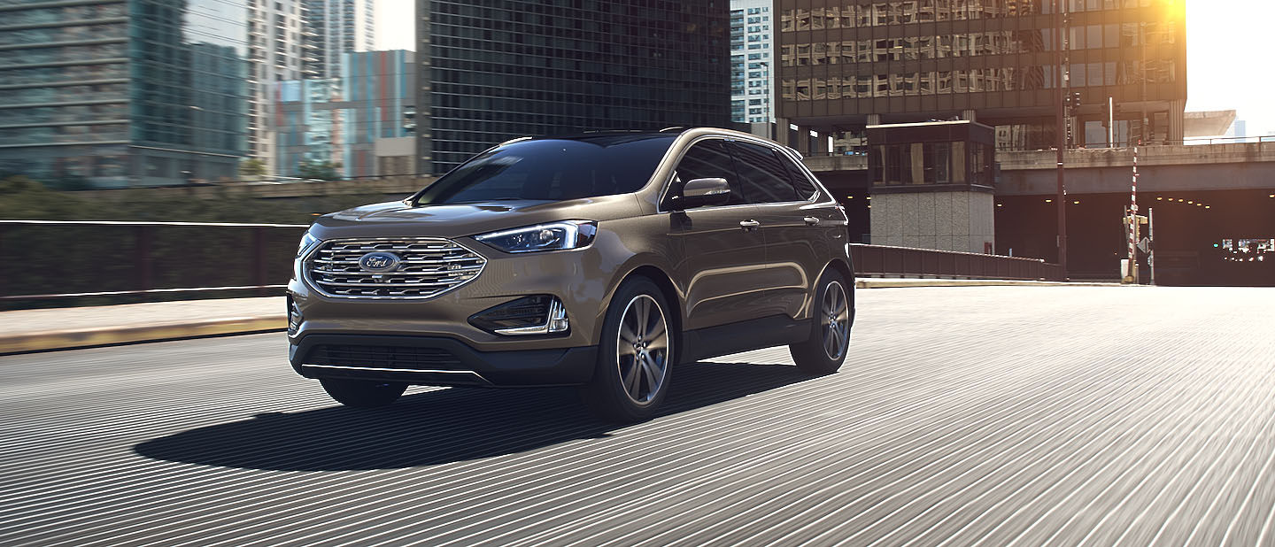 2019 Ford Edge Exterior Color Options