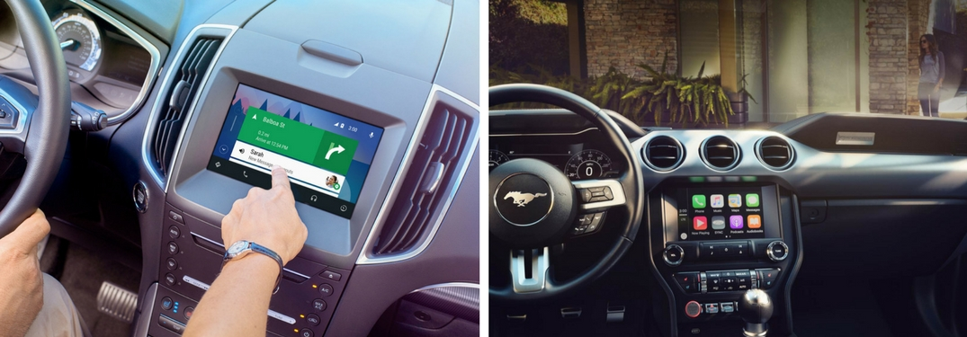 How to connect to Ford Apple CarPlay and Android Auto