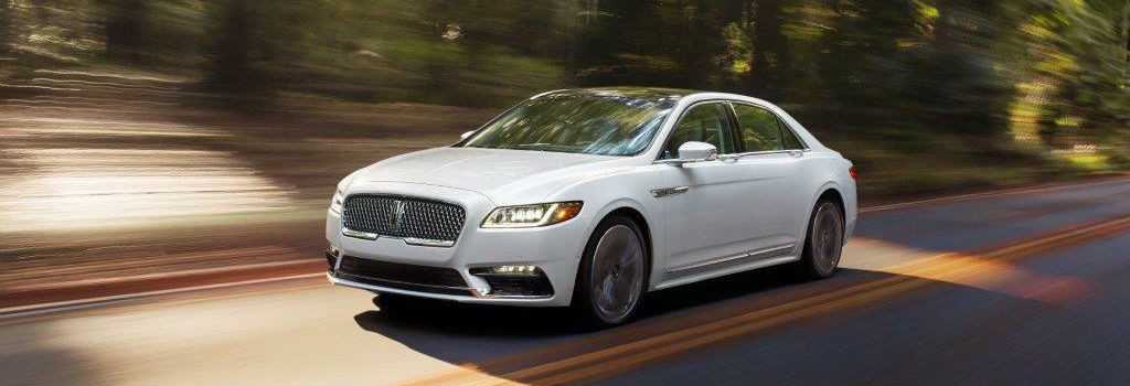 2018 Lincoln Continental Specs & Features