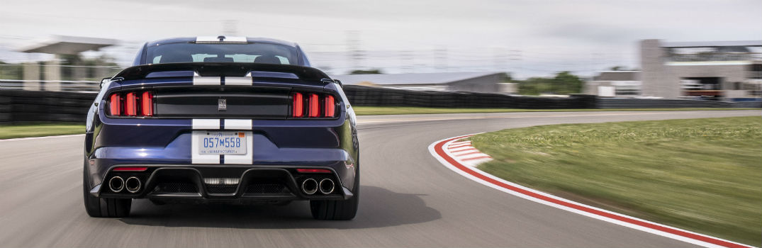 2019 Ford Mustang Shelby GT350 Specs & Features