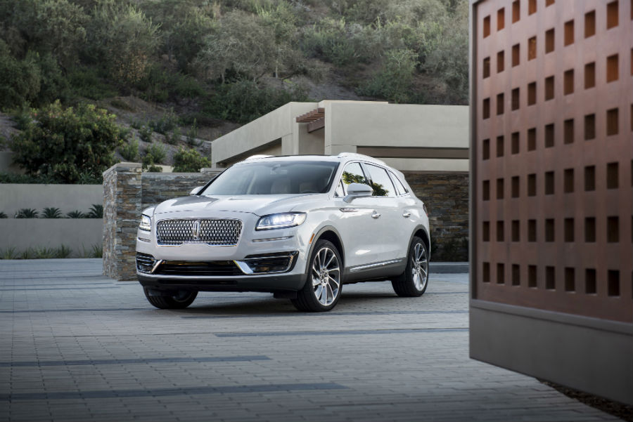 2019 Lincoln Nautilus Release Date Or Former Mkx