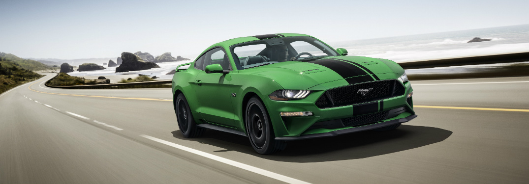 What's New on the 2019 Ford Mustang?