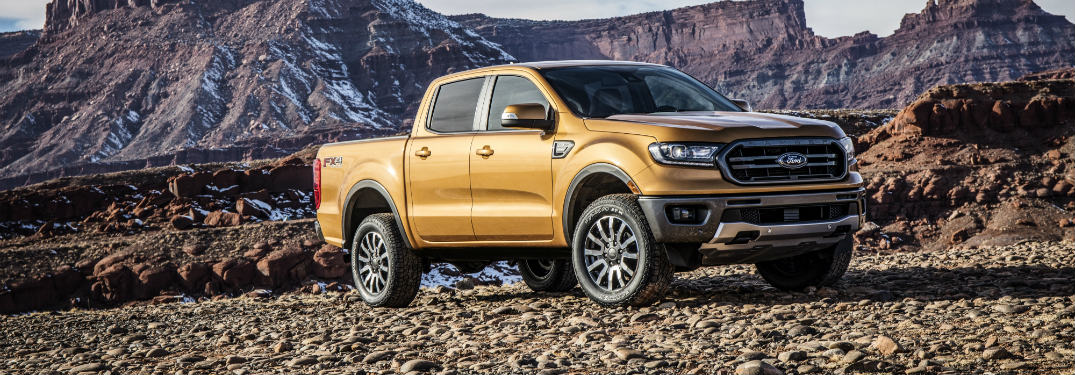 How Will the 2019 Ford Ranger Make Towing Easier?