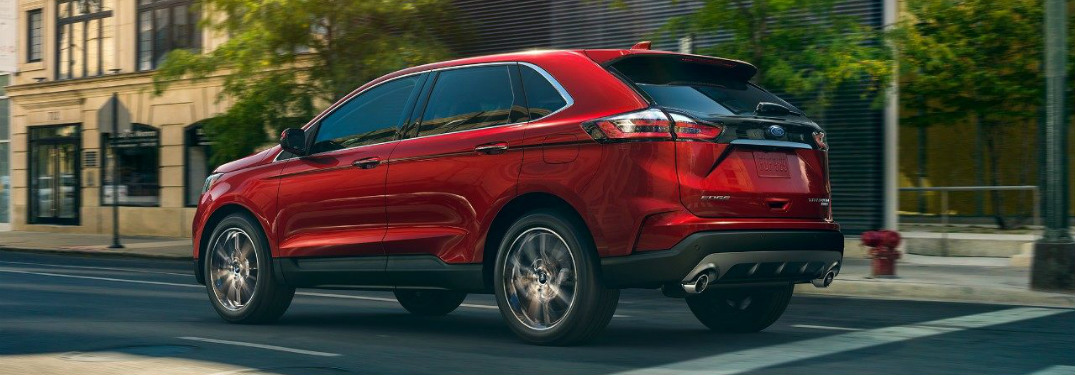 New 2019 Ford Edge Now Available at O.C. Welch Ford Lincoln!