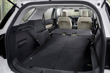 Does The 2019 Ford Explorer Have Third Row Seating