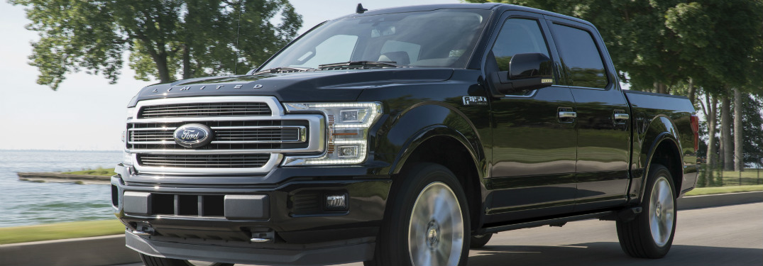Does the 2019 Ford F-150 Have a Wi-Fi Hotspot?
