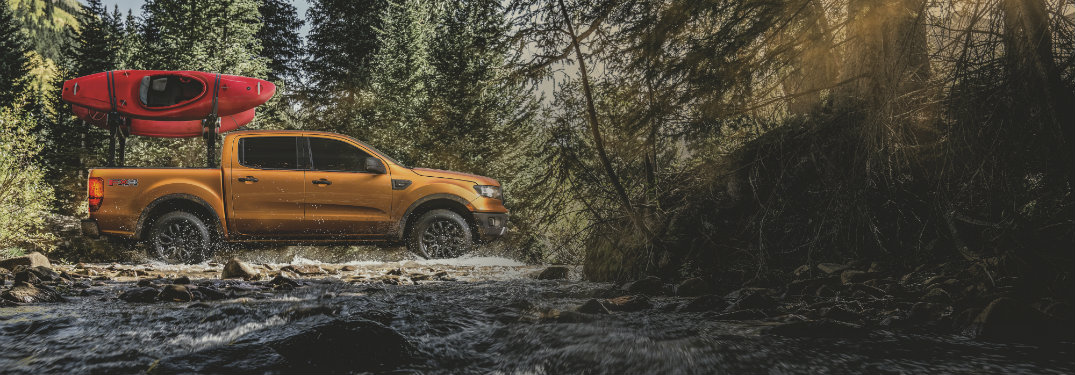 Does the 2019 Ford Ranger Have a Locking Rear Differential?