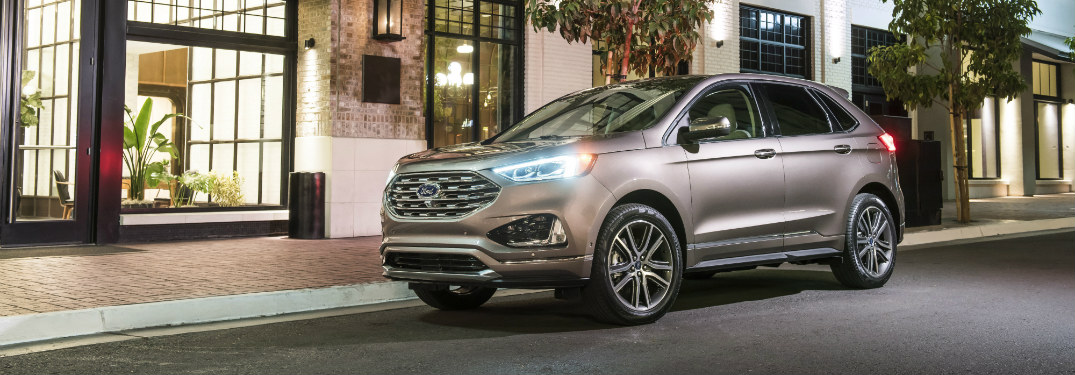 Does the 2019 Ford Edge Have Ford + Alexa?