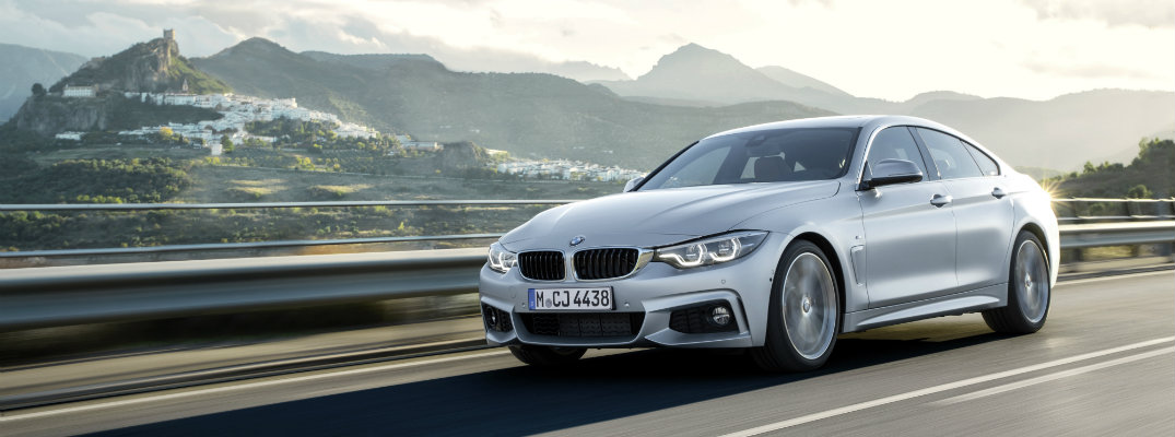 2018 BMW 4 Series release info