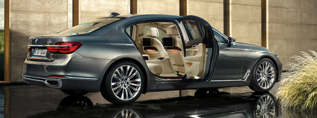 BMW 7Series Sedan Interior Dimensions