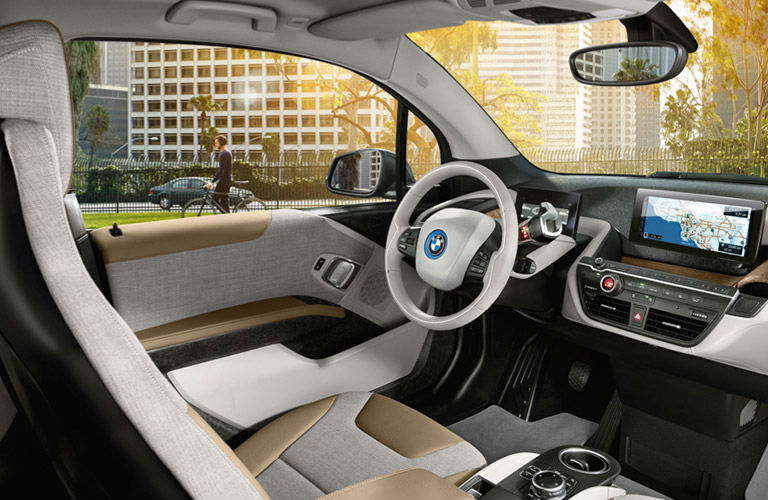 2017 Bmw I3 Interior Pacific Bmw