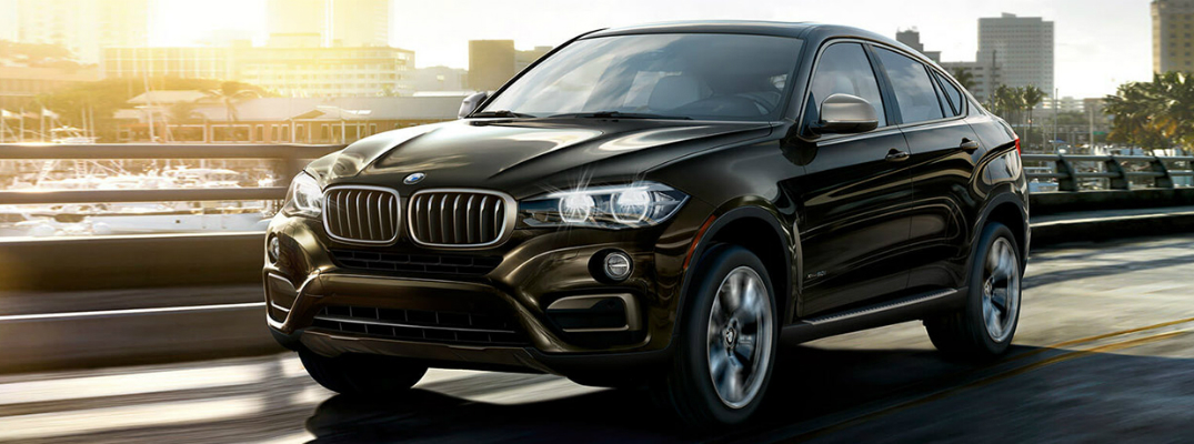 Does the BMW X6 Come in a Manual Transmission? Exterior
