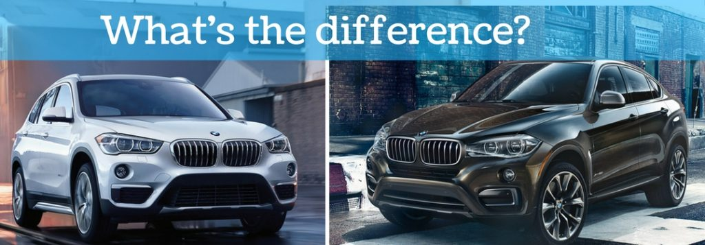 What S The Difference Between The 2017 Bmw X1 And The 2017