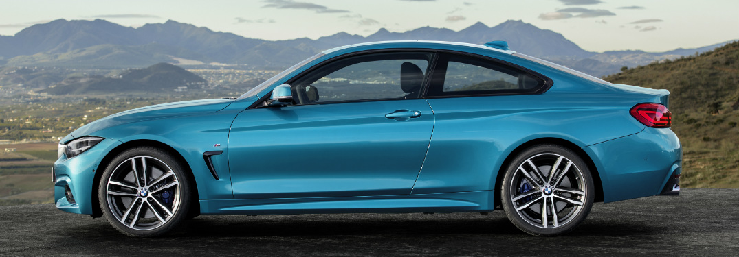 Does the 2018 BMW 4 Series offer a Wi-Fi internet hotspot?