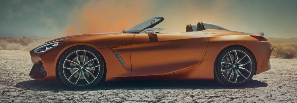 Will A Production Version Of The Bmw Concept Z4 Be Released